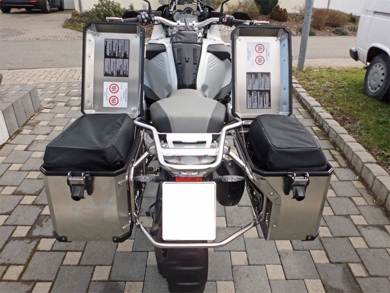 bmw r 1200 gs lc adventure kofferinnentaschen f r bmw. Black Bedroom Furniture Sets. Home Design Ideas